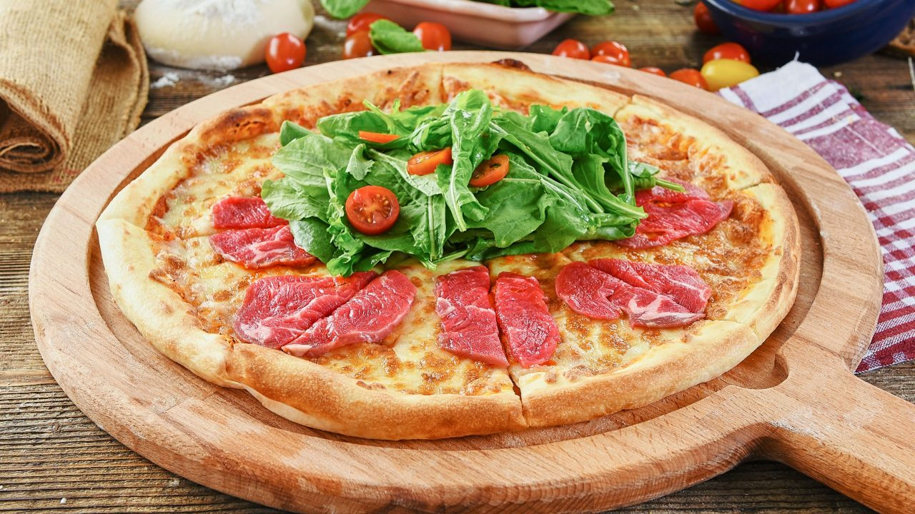 Corendon Hotel – Carpaccio-Pizza